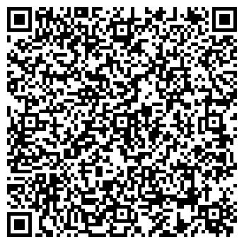 QR-код с контактной информацией организации VOGUE CAFE