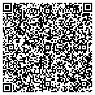 QR-код с контактной информацией организации Торговый мир