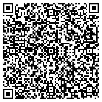 QR-код с контактной информацией организации ФРАУ МАРТА
