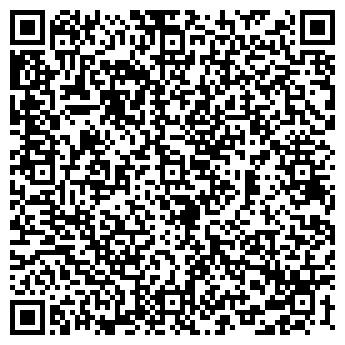 QR-код с контактной информацией организации ЕШЬ И ХУДЕЙ