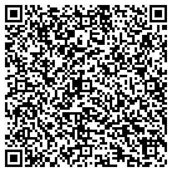 QR-код с контактной информацией организации САША + МАША