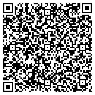 QR-код с контактной информацией организации НИНА ПЛЮС