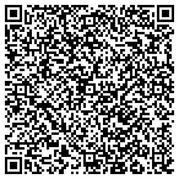 QR-код с контактной информацией организации De-Fakto