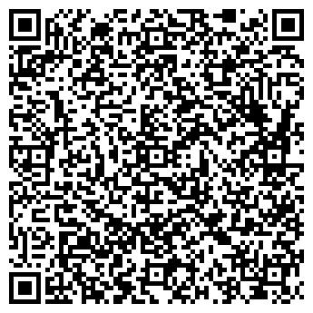 QR-код с контактной информацией организации ООО Квадратный метр