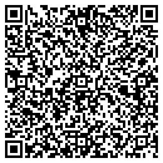 QR-код с контактной информацией организации ДЕТРИ