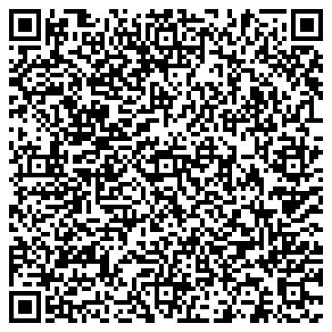 QR-код с контактной информацией организации МЕЖДУНАРОДНАЯ ПАНОРАМА