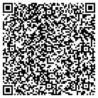 QR-код с контактной информацией организации МОНПЛЕЗИР
