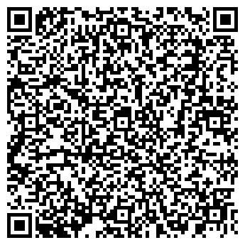 QR-код с контактной информацией организации ПЛАНЕТА ЭКСПРЕСС