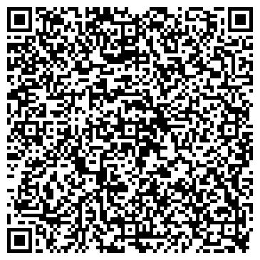 QR-код с контактной информацией организации Ткани от Яниных
