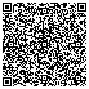 QR-код с контактной информацией организации СКАНДИТУР