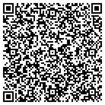 QR-код с контактной информацией организации ТУРАНДОТ