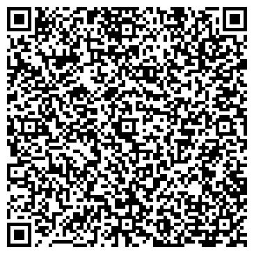 QR-код с контактной информацией организации Оранжевое настроение