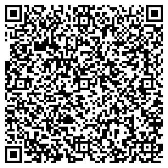 QR-код с контактной информацией организации CONTACT-VK TOUR