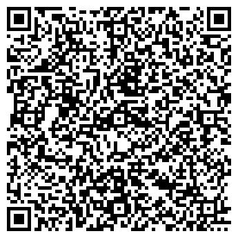 QR-код с контактной информацией организации GREEK CLUB