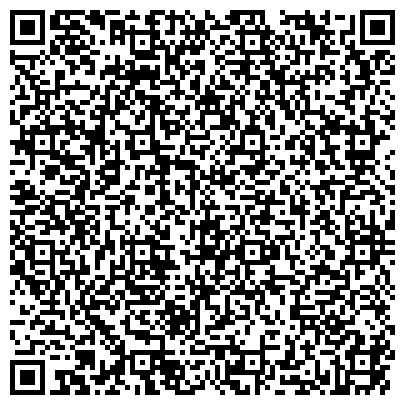 QR-код с контактной информацией организации Центр изучения общественного мнения и социологических исследований
