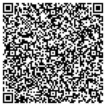 QR-код с контактной информацией организации ФИНАНС-НЕДВИЖИМОСТЬ