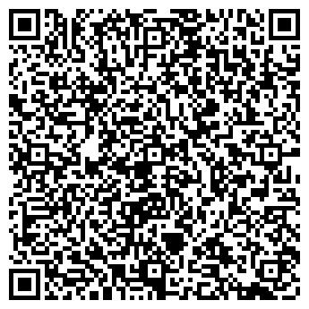 QR-код с контактной информацией организации АДВОКАТСКИЕ УСЛУГИ