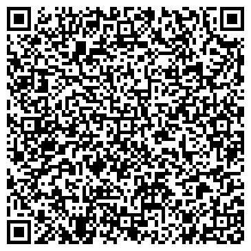 QR-код с контактной информацией организации Альфа-Омск