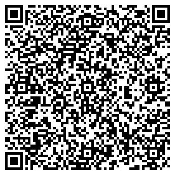QR-код с контактной информацией организации Kate flowers