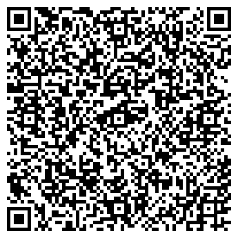 QR-код с контактной информацией организации САЛОН КРАСОТЫ