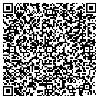 QR-код с контактной информацией организации MOZART ART HOUSE