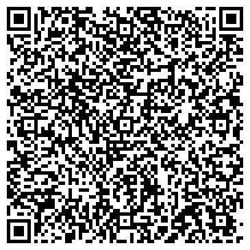 QR-код с контактной информацией организации Больше денег