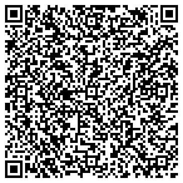 QR-код с контактной информацией организации TrendGround