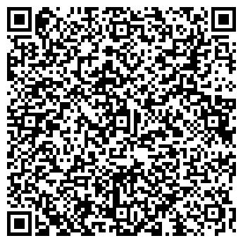 QR-код с контактной информацией организации ДЕЛОВОЙ МИР-2000
