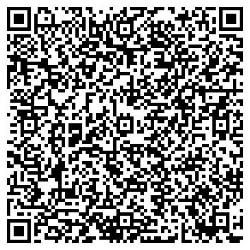 QR-код с контактной информацией организации УКРАИНКА, ШВЕЙНАЯ ФАБРИКА, ЗАО