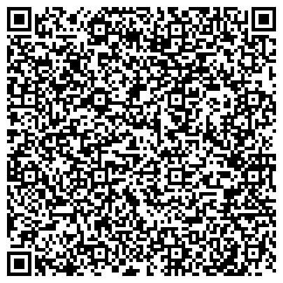 QR-код с контактной информацией организации Первичный совет ветеранов №2 района Москворечье-Сабурово