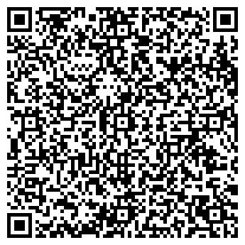 QR-код с контактной информацией организации ЗАО ПОЛЮС-РМ
