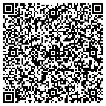 QR-код с контактной информацией организации ПЛОДОРАССАДНИК, ЗАО