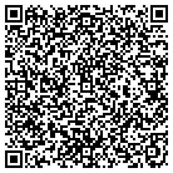 QR-код с контактной информацией организации АДОРА, ПРЕДПРИЯТИЕ
