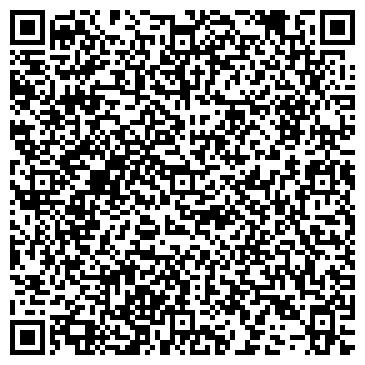 QR-код с контактной информацией организации АКВАРИУС, УКРАИНСКО-РОССИЙСКОЕ СП, ООО