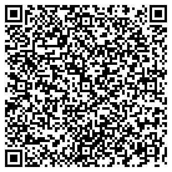 QR-код с контактной информацией организации МАРКУП, КАФЕ-БАР