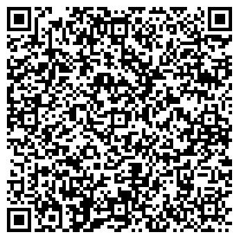 QR-код с контактной информацией организации ЛИСА, АГЕНТСТВО