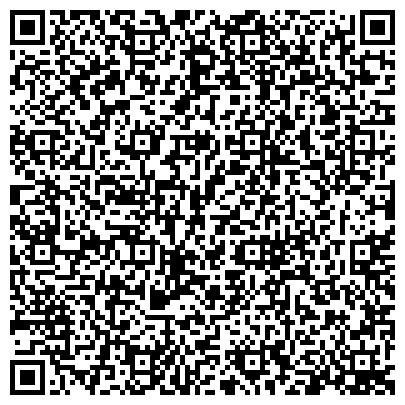 QR-код с контактной информацией организации АГРОСПЕЦМОНТАЖ, УПРАВЛЕНИЕ ПРОИЗВОДСТВЕННО-ТЕХНИЧЕСКОЙ КОМПЛЕКТАЦИЕЙ, ЗАО