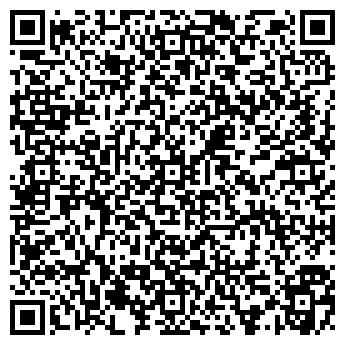 QR-код с контактной информацией организации ВОДНИК, АВТОБАЗА, ОАО