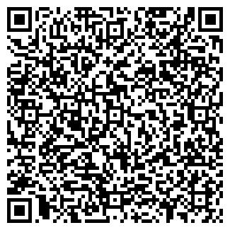 QR-код с контактной информацией организации РУБИКОН, ООО