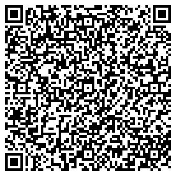 QR-код с контактной информацией организации ЦЕНТРАЛЬНАЯ УКРАИНА, ЗАО