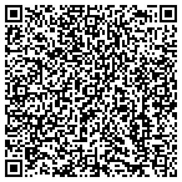 QR-код с контактной информацией организации ОАО Банк РОСТ