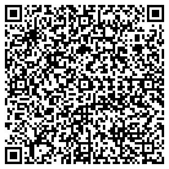 QR-код с контактной информацией организации Служба одного окна