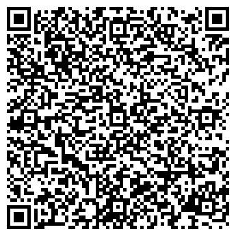 QR-код с контактной информацией организации ВСЕ ДЛЯ ДОМА, ЗАО