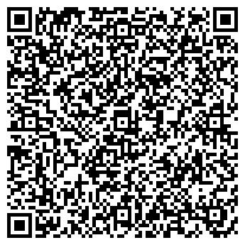 QR-код с контактной информацией организации БЛАГОДАР, МАЛОЕ ЧП