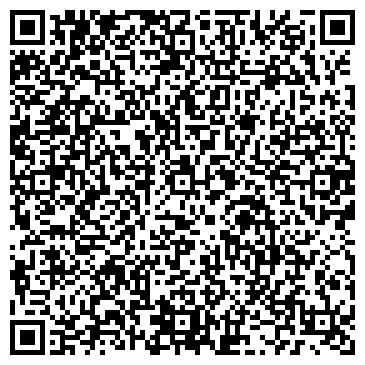 QR-код с контактной информацией организации ТЕРНОПОЛЬСКИЙ ЦЕНТРАЛЬНЫЙ УНИВЕРМАГ, ЗАО