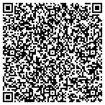 QR-код с контактной информацией организации ТЕРНОПОЛЬСКИЙ КОМБИНАТ ХЛЕБОПРОДУКТОВ, ДЧП
