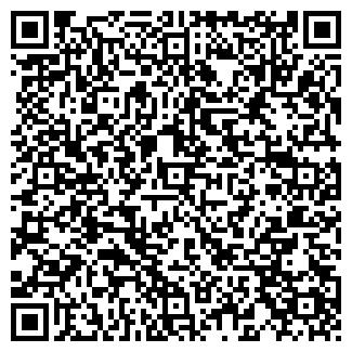 QR-код с контактной информацией организации САХАРА, ООО