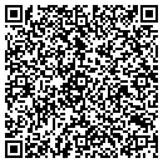 QR-код с контактной информацией организации СЦЕНА