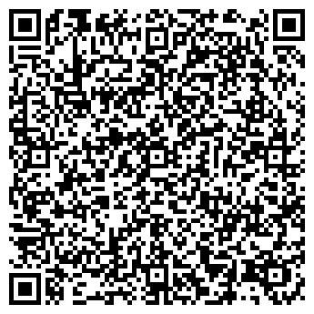 QR-код с контактной информацией организации ИНТЕРБУР, НТФ, ООО
