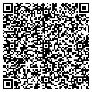 QR-код с контактной информацией организации МИРАЖ